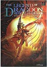 JAPAN Legend of Dragoon Official Guide Book data artbook OOP