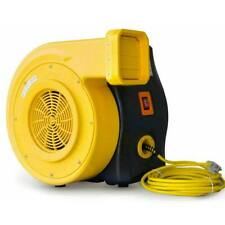 Zoom XLT 2 HP  Inflatable Bounce House Air Blower Commercial 120V Pump Fan