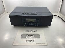 Cambridge Soundworks Model 88Cd Henry Kloss Am/Fm Cd Alarm - W Manual/No Remote