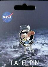 UK NASA APOLLO 11 50TH ANNIVERSARY (1969-2019) MOON LANDING SPACE PIN