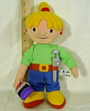 Wendy Bob The Builder Talking Plush Doll Playskool Hasbro Toy Wrench VTG 2001 & Playskool Bob the Builder Toys u0026 Hobbies | eBay
