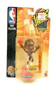NEW Mattel NBA Jams Kobe Bryant 99/00 Action Figure Bobblehead Rare L