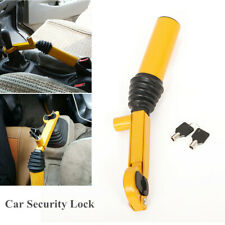 8-Hole Car SUV Gear Shift Head Handbrake Lock Anti-theft Brake Hand Brake Safety