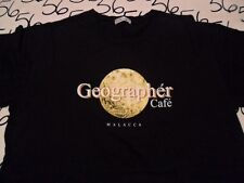 4X- Geographer Cafe T- Shirt