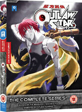 Outlaw Star Complete Series Collection DVD New & Sealed ANIME Region 2 AL