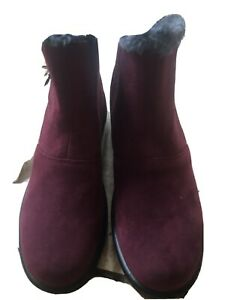 Ladies Cotton Traders Boots