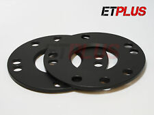 2 x 5mm Hubcentric Bore Alloy wheel spacers Fit Renault Wind Zoe 60.1 4x100