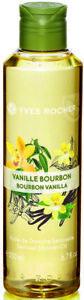 Yves Rocher Shower Oil Vanilla Bourbon Silky Glycerin Delicately Cleanses 200 ml