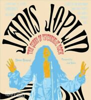 Janis Joplin : The Queen Pf Psychedelic Rock, Hardcover by Braund, Simon; Sel...