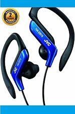 JVC HA-EB75A SPORTS ADJUSTABLE EAR CLIP EARPHONES HEADPHONES GYM RUNNING