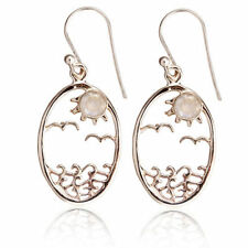 Hook Moonstone Fine Earrings