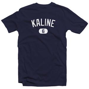 Al Kaline T-Shirt Detroit Tigers MLB HOF Soft Jersey #6 (S-2XL)