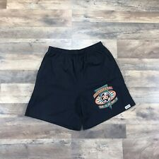 Miami Hurricanes Vintage Sweat Shorts Men's Large ~ THE U ~ Retro 90s Cotton VTG