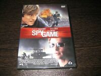 Spy Game DVD Robert Redford Brad Pitt Sigillata Nuovo