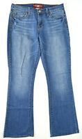 Lucky Brand Womens Classic Jeans Size 8 Boot Cut Mid Rise Medium Wash Denim