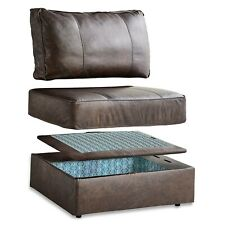 Lovesac Texas Saloon Top Grain Leather Seat Cover Set for series 6 sactional