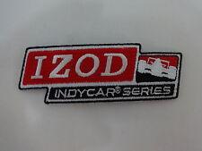 New IZOD INDYCAR Series Emblem Iron-On Patch Indy 500
