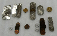 Netherlands 45.4+ Gulden - Lot of Different Coin Types & Many BU