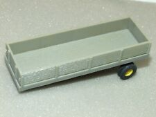 Aurora Model Motoring Vibrator #1585 Box Body Trailer