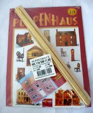 Maßstab 1:12 OVP Del Prado Puppenhaus rote Serie Heft 124 NEU Spielhaus