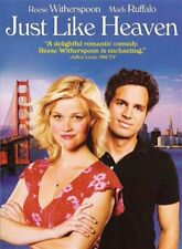 JUST LIKE HEAVEN New Sealed DVD Reese Witherspoon Mark Ruffalo
