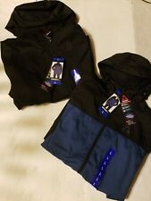 NWT Gerry Men's SZ L Lightweight Water Resistant Water Resistant Jacket