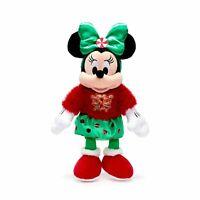 Disney Minnie Mouse Christmas Xmas 2020 Soft Plush Toy Doll 45cm