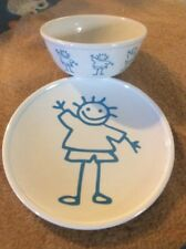 Bodum Plate & Bowl Set
