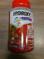 Hydroxycut Weight Loss PLUS Vitamins Mixed Fruit Gummies 90 Count