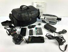 Sony DCR-TRV120E Digital Handycam rara Cámara De Vídeo Grabadora Con Estuche Y Cables, etc