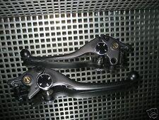 BREMSHEBEL KUPPLUNGSHEBEL schwarz PAAR Kawasaki ZRX 1200 ZRX1200S