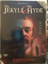 Dr Jekyll & Mr. Hyde (DVD, 2004) The Soul Has Two Faces - Free Post!