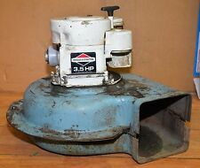 Blacksmith air blower 3.5 hp gas powered forge tool collectible metalworking