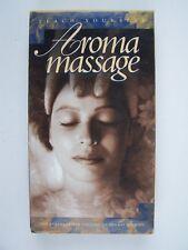 Teach Yourself Aroma Massage VHS Video