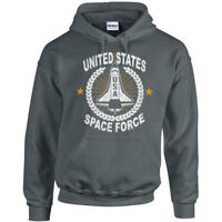 489 United States Space Force Hoodie Donald funny Trump conservative republican