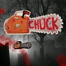 Chainsaw Chuck Hat Pin icp twiztid juggalo insane clown posse Hatchetman lapel