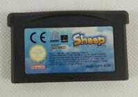 Jeu Game Boy Advance GBA en loose  Sheep  EUR  Envoi rapide et suivi