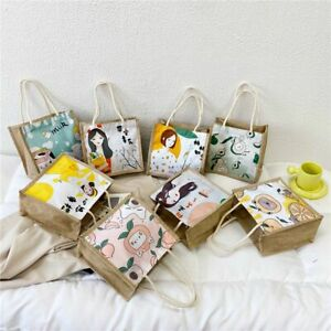 Ladies Fresh Crossbody Cute Handbag For Girls Travel Totes Picnic Bag*