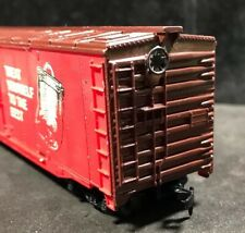 HO Mail Pouch Tobacco Boxcar 100% Tested & Refurbished Lot ZZ9