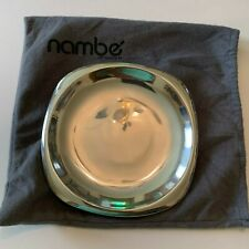 Nambe W162 Square 8 inch Salad Plate G