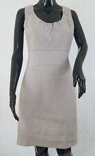 J Crew Allura Shift Dress Size 2 100% Cotton Career Work Wear Lined Sleeveless