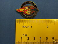 Star Trek III The Search For Spock Pin Badge LC51