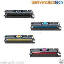 HP Color Laserjet 2550 2550L 2550LN 2550N 2820 2840 LASER TONER Cartridge SET