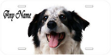 Australian Shepherd Personalized Any Name Novelty Car License Plate A1