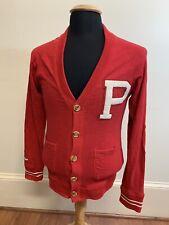 Vintage Philadelphia Phillies Mitchell & Ness MLB Head Coach Cardigan Size Small