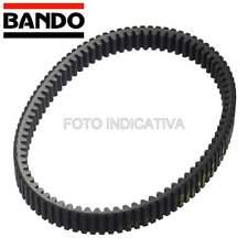 CINGHIA TRASMISSIONE BANDO ATV 500 SUZUKI / PIAGGIO ORIGINALE DOPPIA DENTATURA