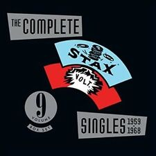 Stax Volt The Complete Stax/volt Singles 9cd