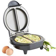 VonShef Electric Omelette / Omelet Maker Non-Stick 700W 1