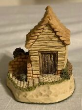 David Winter Cottages David Winter Cameos The Potting Shed 1991 W/Box