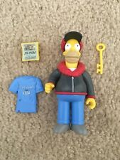 Playmates Simpsons Mr. Plow